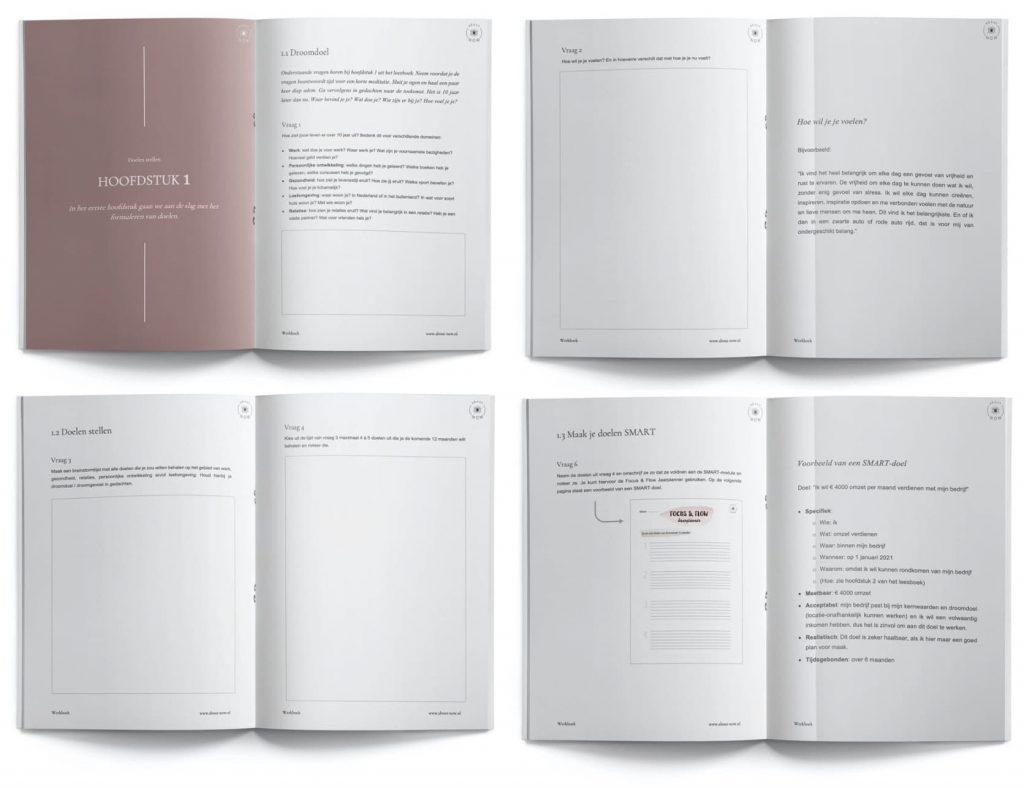 cursus plannen werkboek